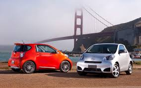 toyota scion toyota reveals plans for electric scion iq 21 new hybrids
