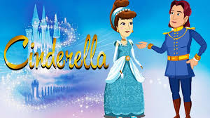 cinderella cartoon movie english fairy tales kids
