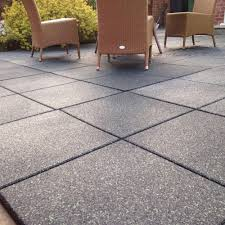 Outdoor Tile Patio Pin 5 Patio Tiles Made From Rubber These Would Be Very Child