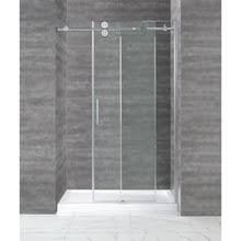 popular frameless glass sliding shower door buy cheap frameless