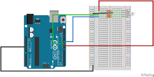 using push button switch with atmega32 microcontroller atmel