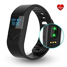 activity sleep tracker bracelet images Eiison fitness tracker with heart rate monitor e5s activity watch jpg