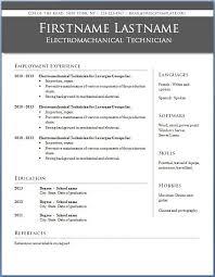 professional resume template word nardellidesign com
