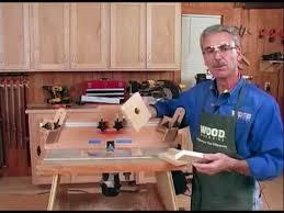 how to use a router table how to use a router table wood magazine youtube