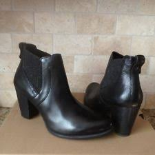 size 12 womens boots au size 8 ugg australia cobie ii black leather heels womens ankle