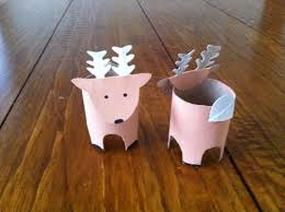 toilet roll reindeer toilet craft and toilet paper roll