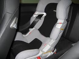 Porsche 911 Back Seat - rear child seat for the 997 any new experiences page 2