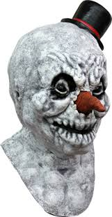 Jeepers Creepers Halloween Mask by Frosty Jack Evil Snowman Latex Halloween Mask And 50 Similar Items