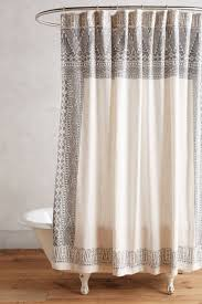 Neutral Shower Curtains Shower Curtain Trends