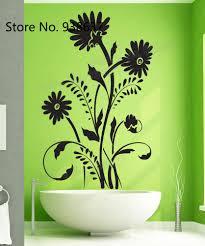 papel de parede da flor da margarida vender por atacado papel de