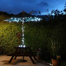 Solar Powered Patio Lights String by Solar Patio Lights Nice Outdoor Lights Amazing Home Decor