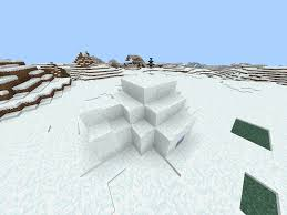 minecraft pe igloo seeds epic minecraft pe seeds