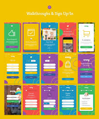 application ui design weeny ios ui kit on app design served ios ios ui
