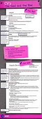 Sample Resume Nz by Cv U0027s The Good And The Bad Career Advice Hub Seek