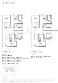 Floor Plan Survey Floor Plans Tre Residences