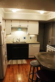 how to install a subway tile kitchen backsplash kitchen subway as a simple pattern and light color