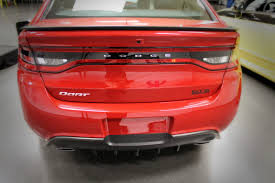 2013 dodge dart spoiler to add a spoiler or not to add a spoiler dodge dart forum