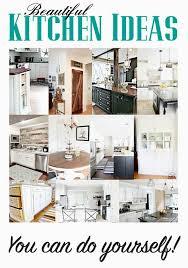 do it yourself kitchen ideas kitchen do it yourself ideas refresh restyle