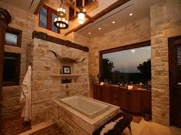 miscellaneous rustic bathrooms designs ideas interior