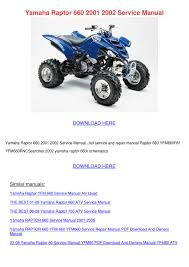 2001 yamaha raptor 660 schematic images reverse search