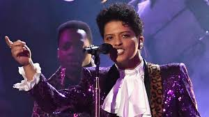 Bruno Mars Bruno Mars Drums From Grammy Awards Prince Tribute Donated To The