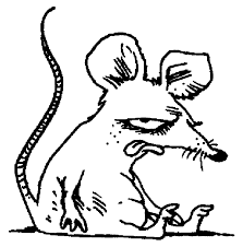 coloring page of a rat rat coloring page animals town animals color sheet rat free