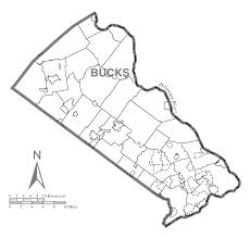 bucks county map file map of bucks county pennsylvania no text png wikimedia commons