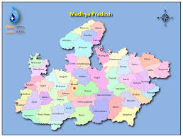 Bhopal India Map by Madhya Pradesh