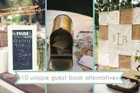 Unique Wedding Guest Book 10 Unique Guest Book Alternatives Hill City Bride Virginia