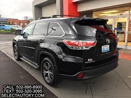 nissan armada for sale lexington ky 2016 toyota highlander in kentucky for sale 39 used cars from