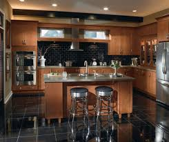 homecrest cabinetry kitchen transitional with custom made san