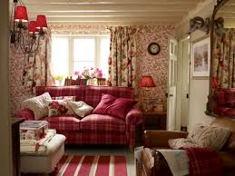 English Country Window Treatments by