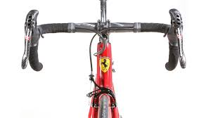 ferrari bicycle 18 000 bianchi ferrari road bike is inspired by f1 cars