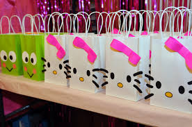 hello gift bags hello birthday party ideas goody bags celebrate