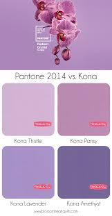 pantone 2014 color of the year kona inspiration blossom heart
