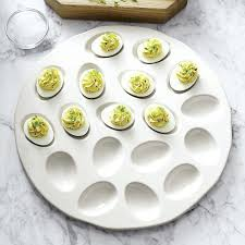 deviled egg plate target deviled egg tray with lid target dreadwood us