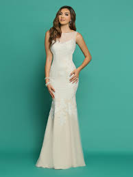 casual wedding dress informal by davinci davinci bridal