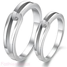 simple platinum rings images Wedding rings ideas braided simple bands platinum wedding rings jpg