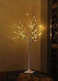 lightshare lighted birch tree small promotion q0k7s8y4