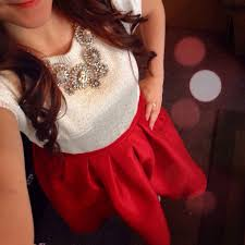 White Christmas Outfit Ideas by Christmas Outfit Modest Style