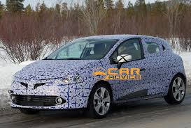 renault clio 2013 2013 renault clio spy shots photos 1 of 10