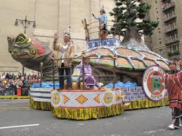 oneida indian nation float to appear in macy s thanksgiving day