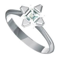 zasnubni prsteny zásnubní prsten dianka 804 piercing sperky cz