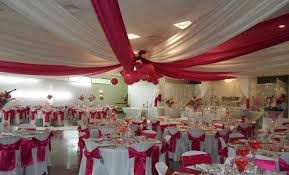 mariage deco decoration salle mariage le mariage