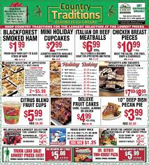 weekly specials country traditions frozen food outlet in napanee