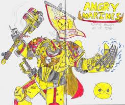 Angry Marines Meme - angry marine veteran captain by spittinlead308 on deviantart