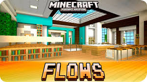 minecraft pe modern flows hd texture pack with download mcpe