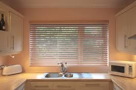 Mini Blinds Lowes Kitchen Fabulous Over The Sink Kitchen Window Treatments Menards