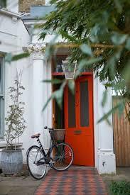 four fresh colors you should paint your front door decorating