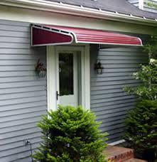 Door Awnings Aluminum Aluminum Door Canopies